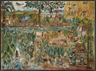 View 2. Thumbnail of Lot 1061. SUDJANA KERTON 蘇加那·克爾頓   INDONESIAN VILLAGE LIFE 印尼鄉間生活.