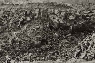 View 8. Thumbnail of Lot 10. 'Serra Pelada, Gold Mine, Brazil'.