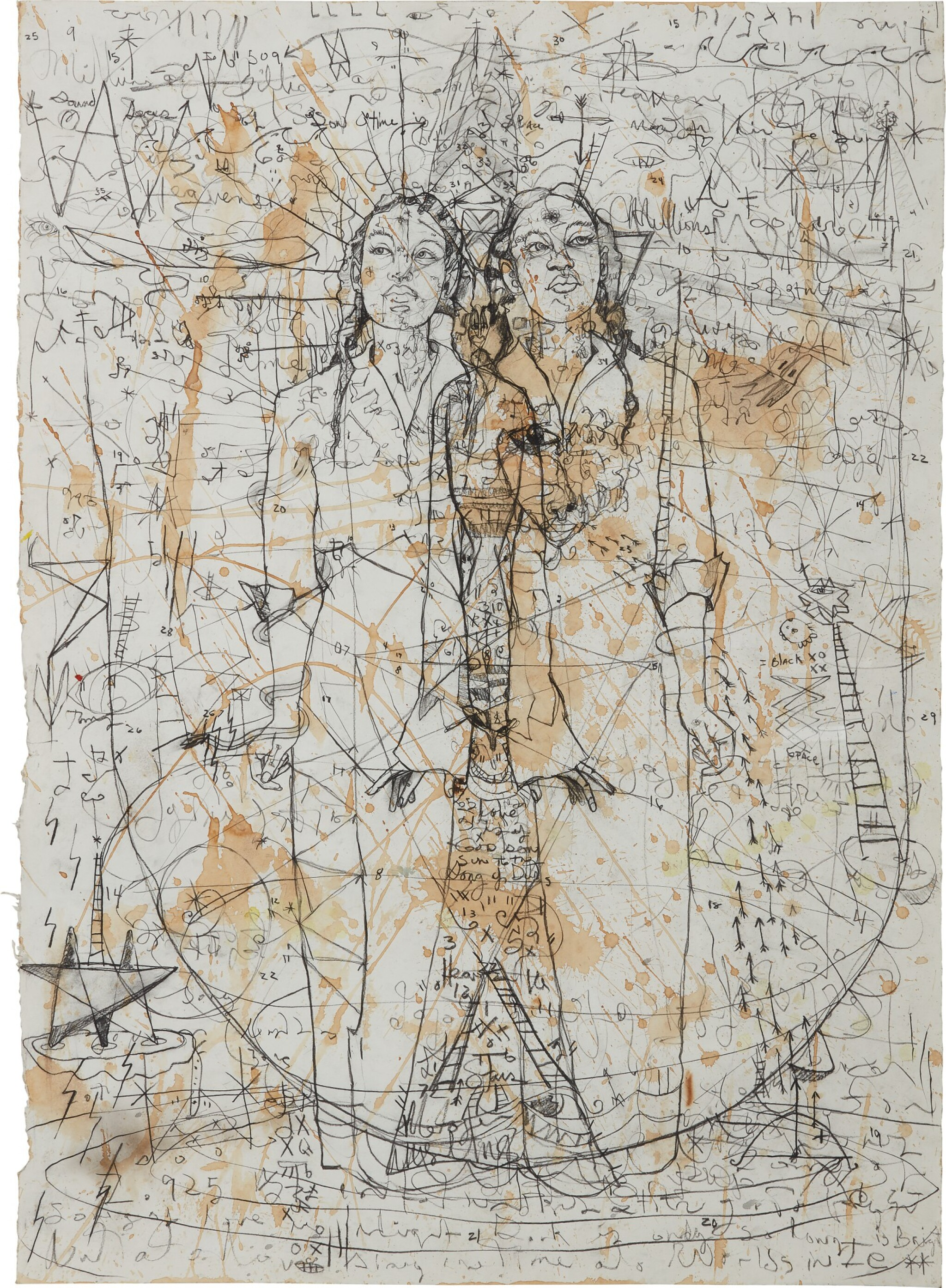 ANGELBERT METOYER | DAUGHTERS OF THUNDER (ANCIENT INFINITY ANGELS SERIES)