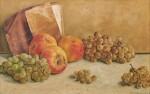 Nature morte aux pommes et aux raisins, 1936