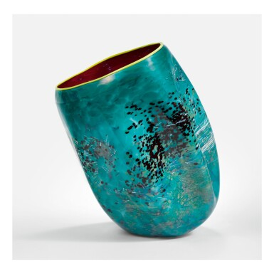 """DALE CHIHULY   """"SOFT CYLINDER"""""""
