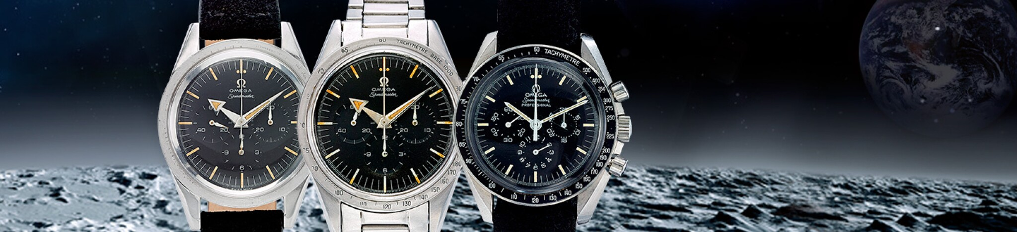 Omega Speedmaster: To the Moon and Back | Celebrating 50 years since Apollo 11