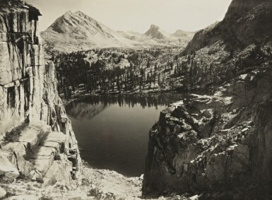View 8. Thumbnail of Lot 91. 'Parmelian Prints of The High Sierras'.