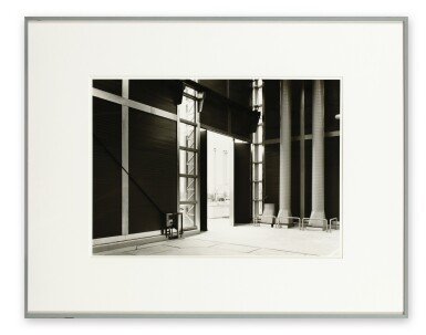 View 13. Thumbnail of Lot 65. THOMAS STRUTH | 23 WORKS FROM UNBEWUSSTE ORTE (UNCONSCIOUS PLACES), 1979-1989 .