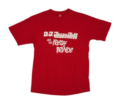 [PRINCE PAUL] | Collection of 15 Vintage Hip Hop T-Shirts from Paul's personal collection