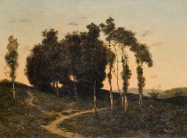 HENRY JOSEPH HARPIGNIES | A PATH THROUGH TREES