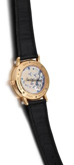 A. LANGE & SÖHNE | 1815 MOON PHASE, REFERENCE 231.031, A LIMITED EDITION PINK GOLD ASTRONOMICAL WRISTWATCH WITH MOON PHASES, MADE TO COMMEMORATE THE 150TH ANNIVERSARY OF EMIL LANGE'S BIRTH, CIRCA 1999
