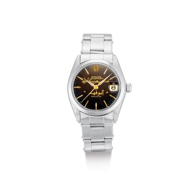 """View 1. Thumbnail of Lot 2106. ROLEX 
