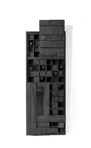 LOUISE NEVELSON | WALL RELIEF