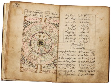AN ANTHOLOGY OF MYSTICAL VERSE, COPIED BY 'UMAR FAWZI AL-KUTAHI, TURKEY, OTTOMAN, DATED 1129 AH/1717 AD