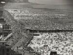 Coney Island Beach, July 4, 1949