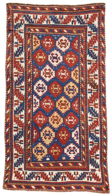 A KAZAK RUG, CENTRAL CAUCASUS