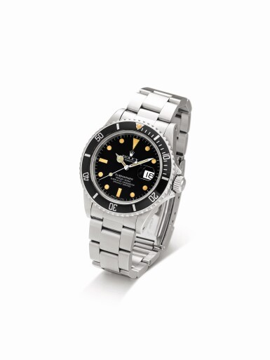 """View 2. Thumbnail of Lot 2104. ROLEX 