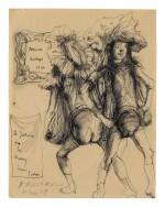 PAVEL TCHELITCHEW | BONNE ANNÉE 1940
