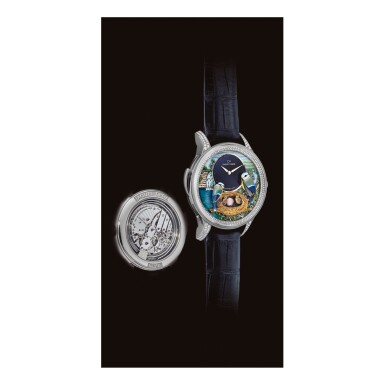 """View 5. Thumbnail of Lot 2266. JAQUET DROZ 