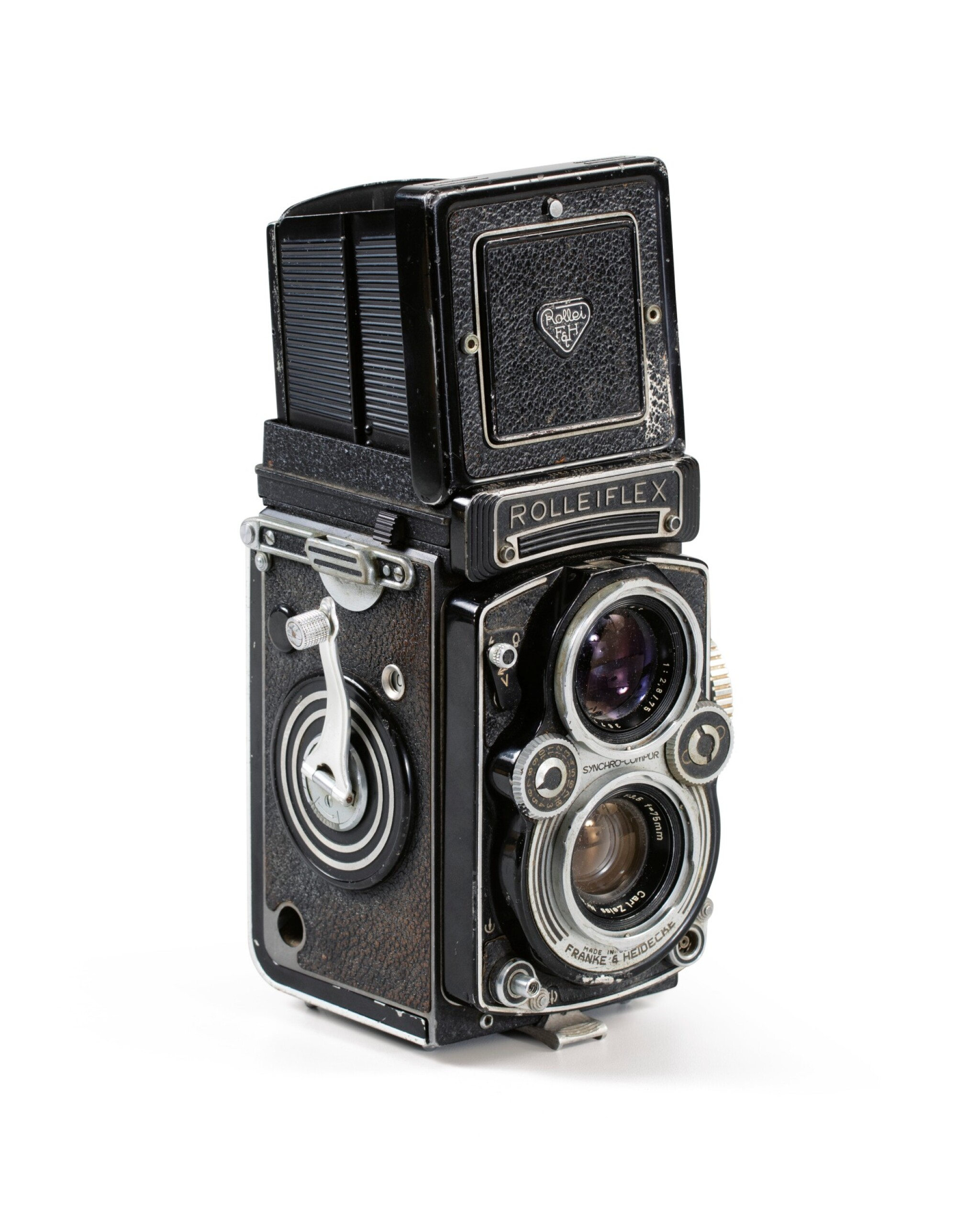 View full screen - View 1 of Lot 13. Rolleiflex Camera of Paolo Roversi.