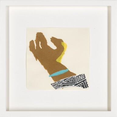 View 26. Thumbnail of Lot 801. DEBORAH ROBERTS | THE HISTORY OF EVERYTHING, PART THREE.