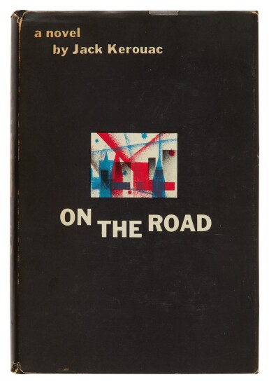 View 2. Thumbnail of Lot 136. Kerouac, Jack | First edition, presentation copy of the classic Beat novel.