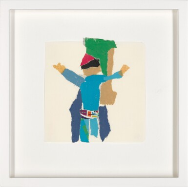 View 32. Thumbnail of Lot 801. DEBORAH ROBERTS | THE HISTORY OF EVERYTHING, PART THREE.
