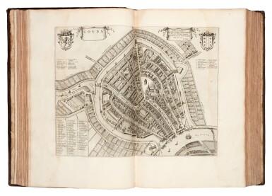 View 1. Thumbnail of Lot 60. Joan Blaeu | Theatrum urbium Belgicae foederatae, c.1649.