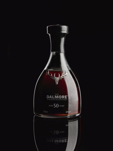 View 5. Thumbnail of Lot 246. THE DALMORE 50 YEAR OLD (2017 RELEASE) 40.0 ABV NV     .