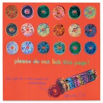 ANDY WARHOL   LIFESAVERS (FROM ADS)