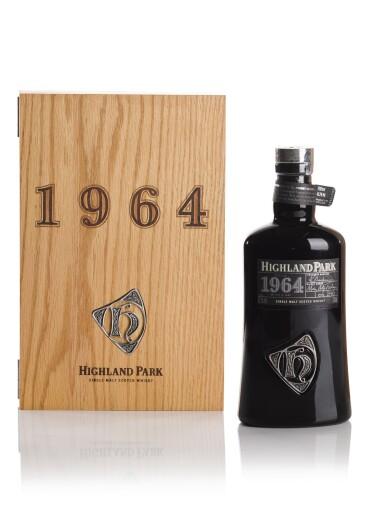 HIGHLAND PARK ORCADIAN VINTAGE  42.2 ABV 1964