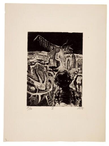 View 22. Thumbnail of Lot 19. Der Krieg (K. 70 - 119).
