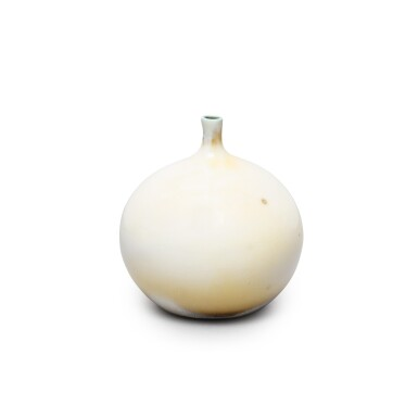 View full screen - View 1 of Lot 33. GEORGES JOUVE | BOULE VASE, CIRCA 1955 [VASE BOULE, VERS 1955].