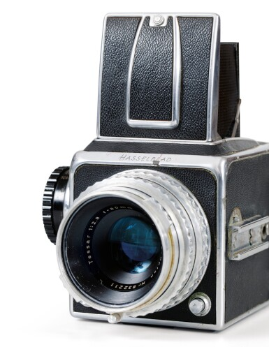 View 1. Thumbnail of Lot 17. Hasselblad Camera of Paolo Roversi.