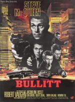 BULLITT (1968), POSTER, FRENCH