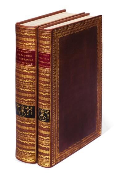 Knorr | Thesaurus rei herbariae hortensique universalis, 1788-1789, 2 volumes