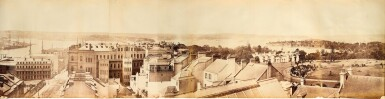 View 2. Thumbnail of Lot 156. Sydney   360-degree photograph panorama, 1885.