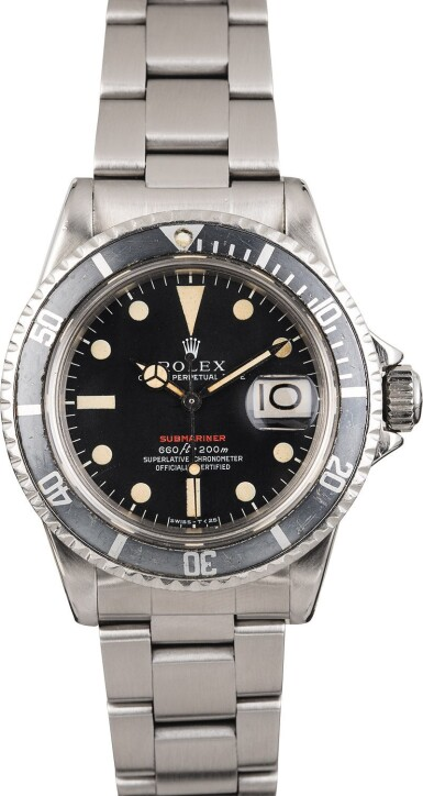 """View 2. Thumbnail of Lot 3. ROLEX 