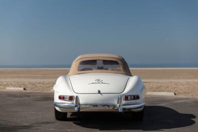 View 9. Thumbnail of Lot 65. 1960 Mercedes-Benz 300SL Roadster.