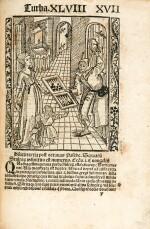 Geiler von Kaisersburg, Navicula, Strassburg, 1511, contemporary half calf over wooden boards