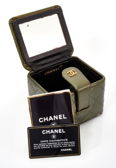 View 6. Thumbnail of Lot 17. COLLECTION OF ACCESSORIES, CHANEL.