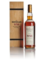 THE MACALLAN FINE & RARE 35 YEAR OLD 43.0 ABV 1938