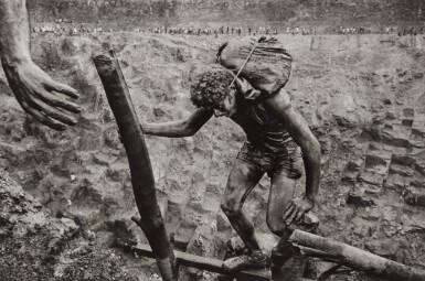 View 5. Thumbnail of Lot 10. 'Serra Pelada, Gold Mine, Brazil'.