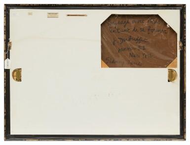 View 4. Thumbnail of Lot 5. Paysage avec êtres tentant de se former (Landscape in Metamorphosis).