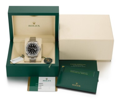 View 2. Thumbnail of Lot 3. ROLEX | SUBMARINER 'SCHLUMBERGER', REFERENCE 116610LN, STAINLESS STEEL WRISTWATCH WITH DATE AND BRACELET, CIRCA 2018.