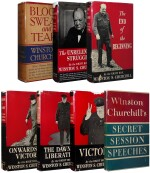 Winston S. Churchill | The War Speeches. New York: G.P. Putnam Sons; Little, Brown and Co.; Simon and Schuster, 1941-1946
