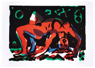 View 8. Thumbnail of Lot 3.  A. R. PENCK | BERLIN SUITE.