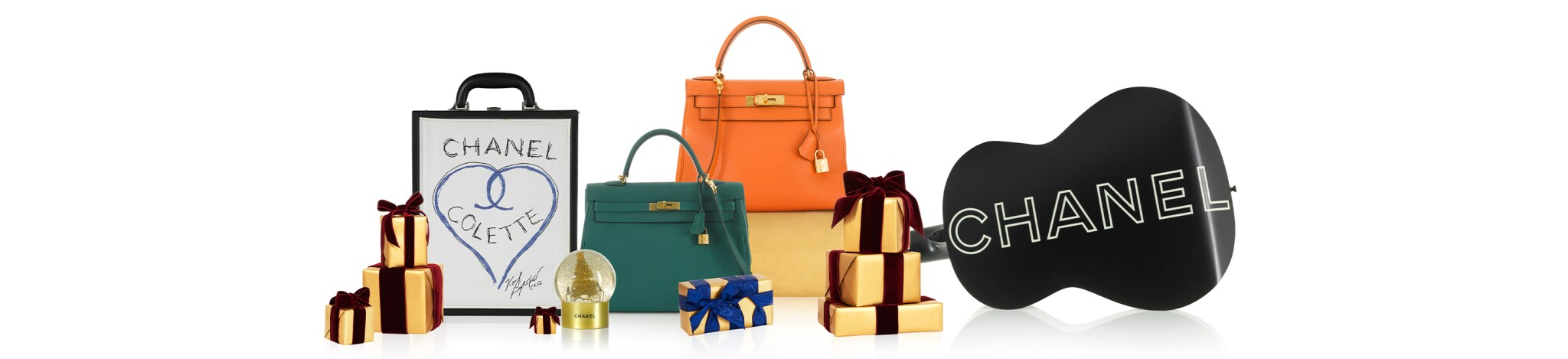 The Art of Giving: The Luxury Wish List