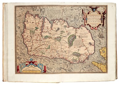 View 2. Thumbnail of Lot 54. COMPOSITE ATLAS | A volume of maps, compiled circa 1657.