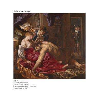View 4. Thumbnail of Lot 19. SIR PETER PAUL RUBENS | THE VIRGIN AND CHRIST CHILD, WITH SAINTS ELIZABETH AND JOHN THE BAPTIST.