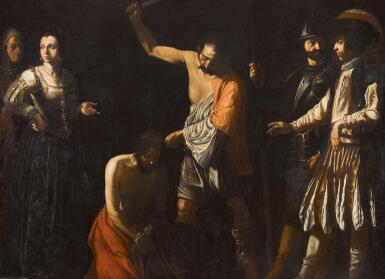 ALONZO RODRIGUEZ | The beheading of Saint John the Baptist