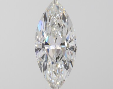 A 1.09 Carat Marquise-Shaped Diamond, G Color, SI1 Clarity