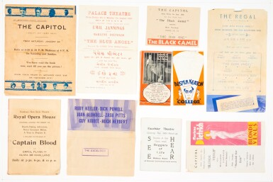 A GROUP OF APPROXIMATELY 369 MIXED HERALDS (1927 TO 1935), US