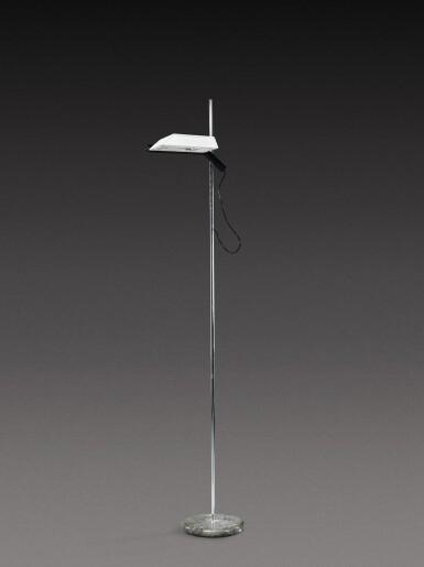 View 1. Thumbnail of Lot 188. Tegola Floor lamp.